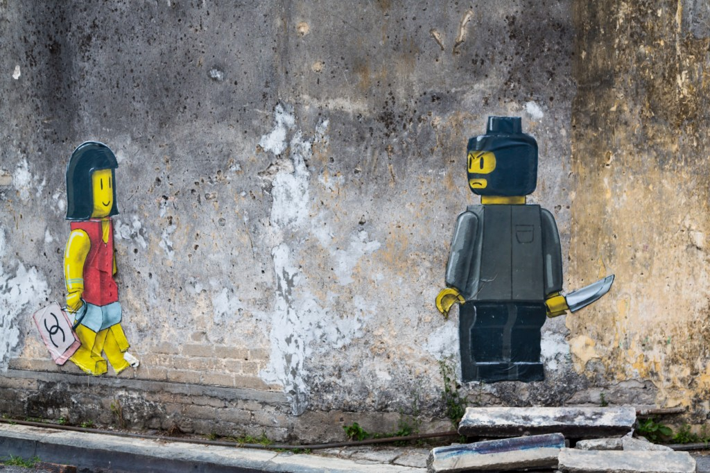 street couture lego